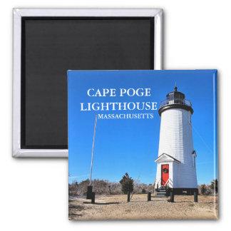 Cape Poge Lighthouse, Massachusetts Magnet