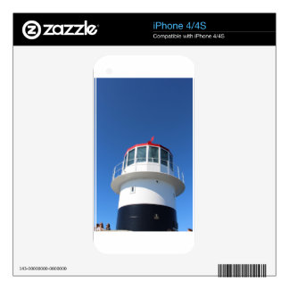Cape Point Lighthouse South Africa Decal For iPhone 4