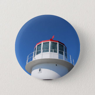 Cape Point Lighthouse South Africa Pinback Button