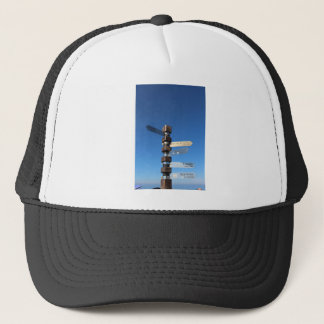 Cape Point South Africa Trucker Hat