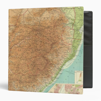 Cape Province, Transvaal, eastern section Binder