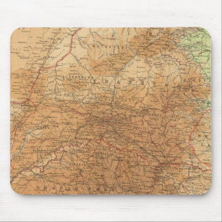 Cape Province, Transvaal, eastern section Mouse Pad