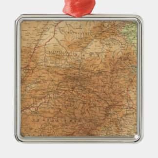 Cape Province, Transvaal, eastern section Christmas Tree Ornaments