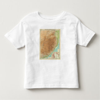 Cape Province, Transvaal, eastern section Toddler T-shirt