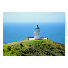 Cape Reinga Lighthouse, New Zealand Card