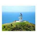 Cape Reinga Lighthouse, New Zealand Postcard