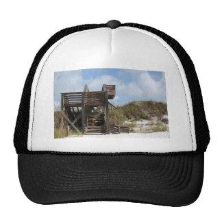 Cape San Blas Florida Dunewalk from beach side Trucker Hat