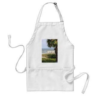 Cape San Blas Ocean Sea Mermaid Salt   Adult Apron