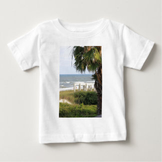 Cape San Blas Ocean Sea Mermaid Salt   Baby T-Shirt