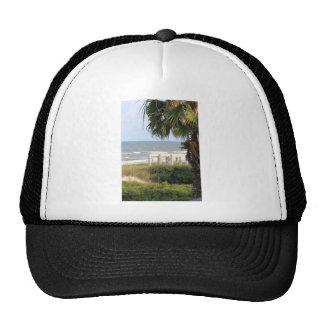 Cape San Blas Ocean Sea Mermaid Salt   Trucker Hat