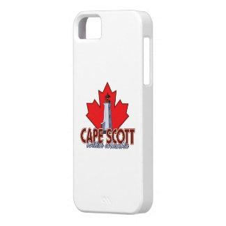 Cape Scott Lighthouse iPhone SE/5/5s Case