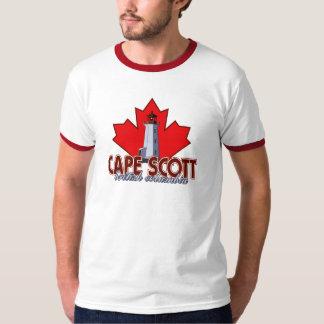 Cape Scott Lighthouse T-shirt
