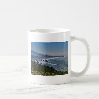 Cape Sebastian Classic White Coffee Mug