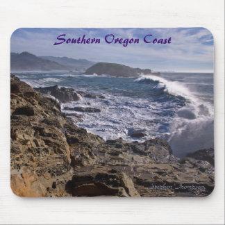 Cape Sebastian Waves Mousepad