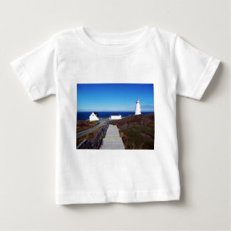 Cape Spear Lighthouse Baby T-Shirt