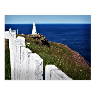 Cape Spear Lighthouse Postcard