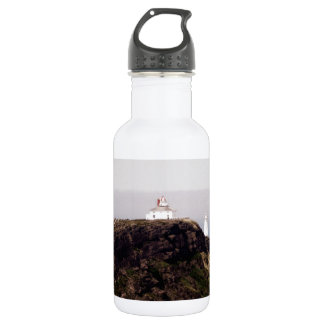 Cape Spear Lighthouse Stainless Steel Water Bottle