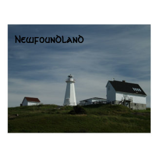 Cape Spear Post Card