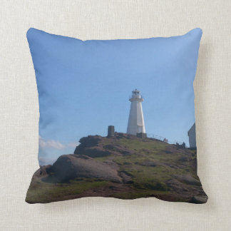 Cape Spear Throw Pillow