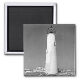 Cape St. George Lighthouse 2 Inch Square Magnet