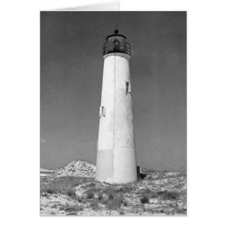 Cape St. George Lighthouse Card