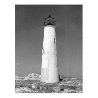 Cape St. George Lighthouse Postcard