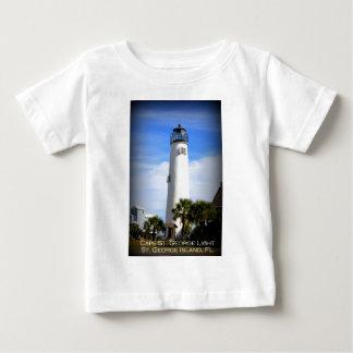 CAPE ST. GEORGE LIGHTHOUSE - ST. GEORGE ISLAND, FL BABY T-Shirt