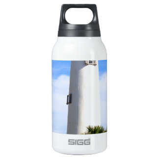 CAPE ST. GEORGE LIGHTHOUSE - ST. GEORGE ISLAND, FL THERMOS WATER BOTTLE