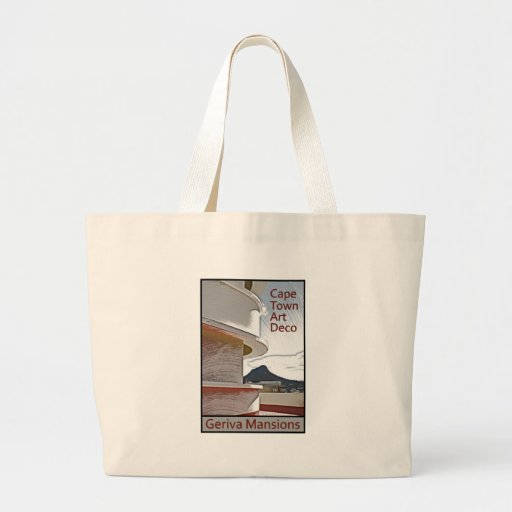 Cape Town Art Deco - Geriva Mansions Bags
