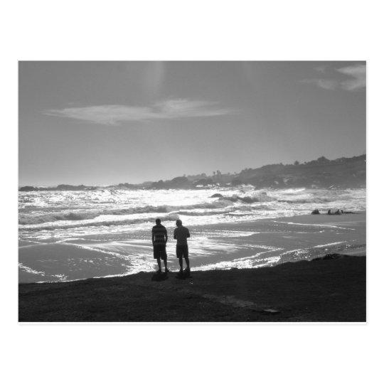 Cape Town Beach Postcard