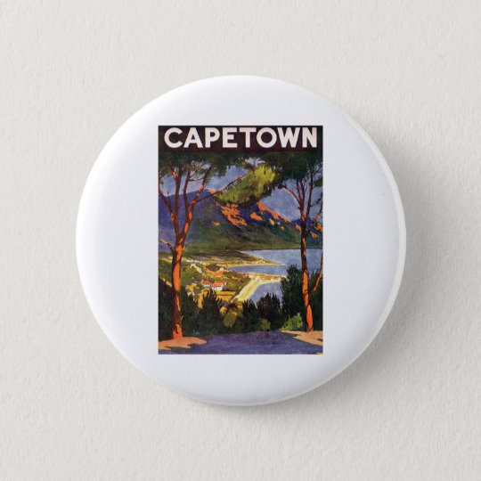 Cape Town Button