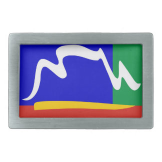 cape town city south africa country belt buckle