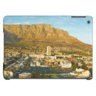 Cape Town Cityscape With Table Mountain iPad Air Covers