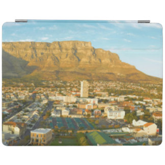 Cape Town Cityscape With Table Mountain iPad Cover