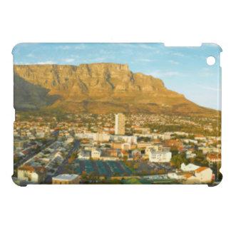 Cape Town Cityscape With Table Mountain iPad Mini Case