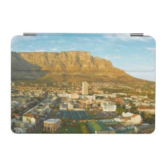 Cape Town Cityscape With Table Mountain iPad Mini Cover