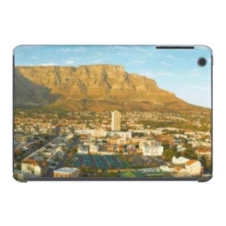 Cape Town Cityscape With Table Mountain iPad Mini Retina Covers