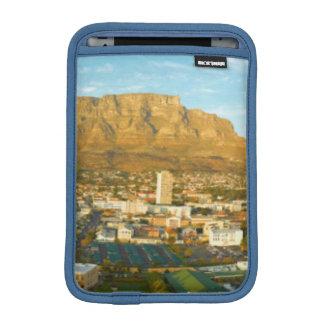 Cape Town Cityscape With Table Mountain iPad Mini Sleeve