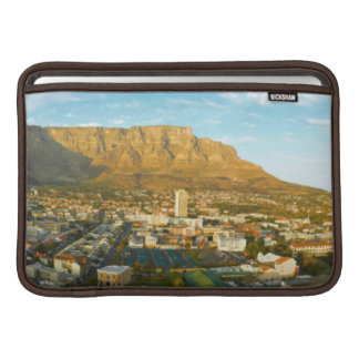 Cape Town Cityscape With Table Mountain Sleeve For MacBook Air