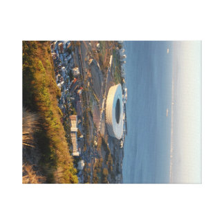 Cape Town Green Point stadium Canvas Print