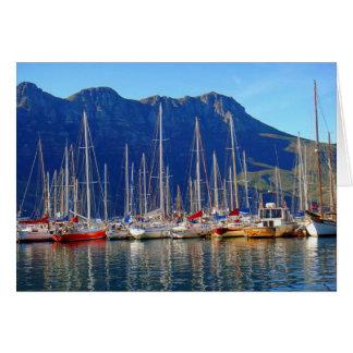 Cape Town Harbour Card