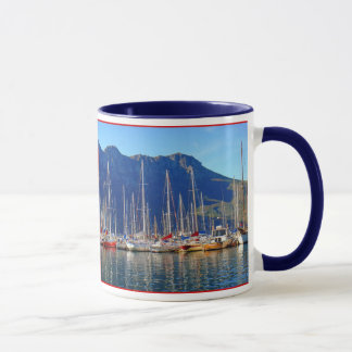 Cape Town Harbour Mug