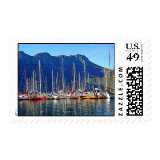 Cape Town Harbour Postage