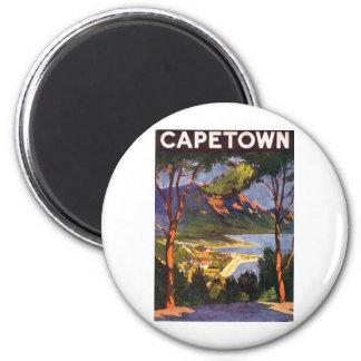 Cape Town Fridge Magnet