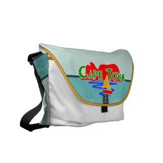Cape Town Medium Rickshaw Zero Messenger Bags