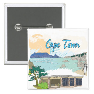 Cape Town Pin