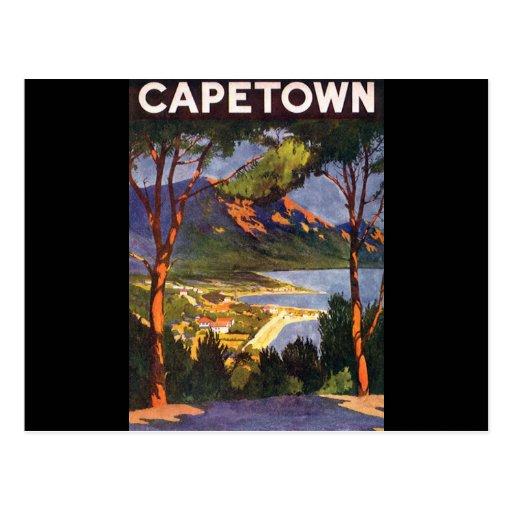 Cape Town Postales