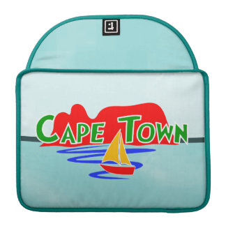 "Cape Town South Africa 13"" Macbook Pro Flap Sleeve MacBook Pro Sleeve"