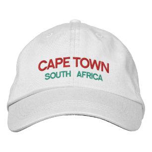 Cape Town South Africa Custom Hat 5d3710c7fa9