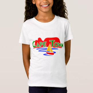 Cape Town South Africa Girls or Kids T-Shirts